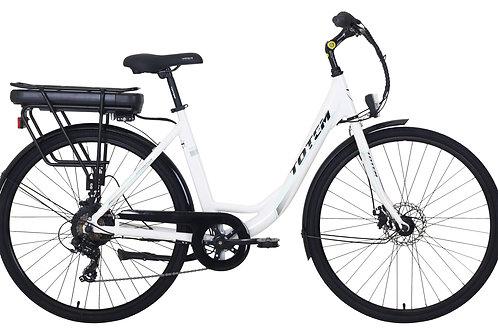 E-Bike City ROXY weiss