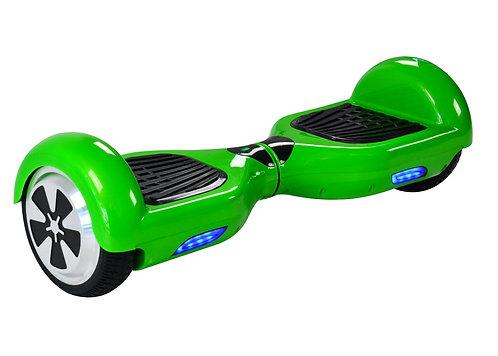 Elektro Hoverboard grün