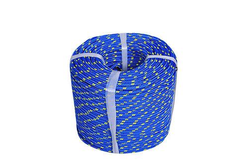 Bootsseil blau 6 mm / 100 m
