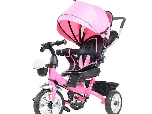 Dreirad Kinderwagen ELIA 2-in-1 pink