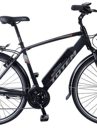 E-Bike City ARROW schwarz