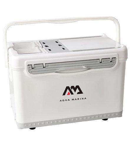 Kühlbox und Sitzgelegenheit für iSUP