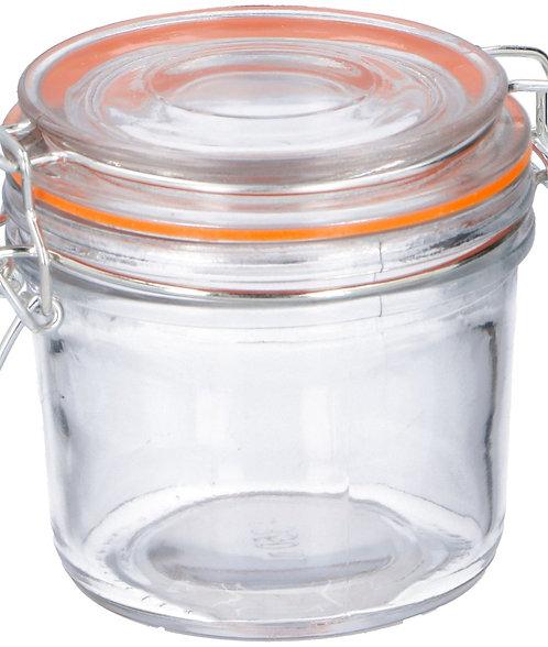 Einmachglas Aufbewahrungsglas 10 x 10 cm