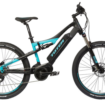 "E-Bike Fully Mountainbike 27.5"" BEAST-X"