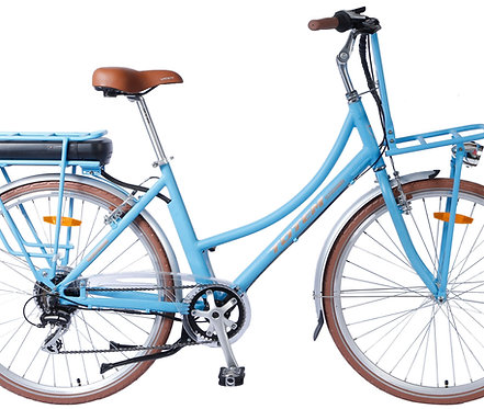 E-Bike City  BETTY blau