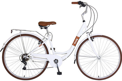 Citybike Damen WHITE CANDY