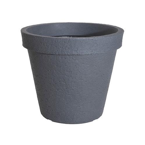 Blumentopf grau 80 cm