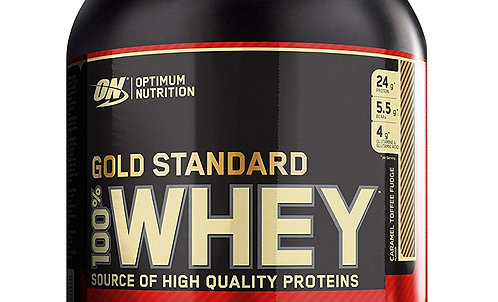 Optimum Nutrition Whey Protein Gold Standard 2267 g Caramel