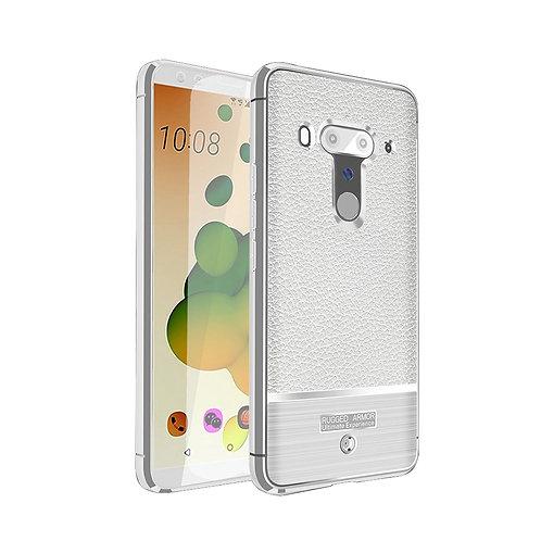 Schutzhülle für HTC U12 Plus weiss