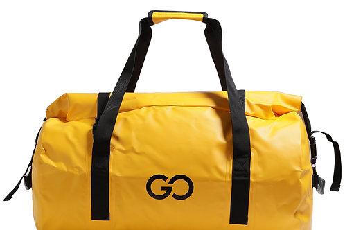 Duffle Bag Reisetasche 40L gelb