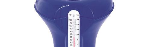 Chemikalienschwimmer mit Thermometer