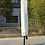 Thumbnail: Ampelschirm mit LED 300 cm weiss