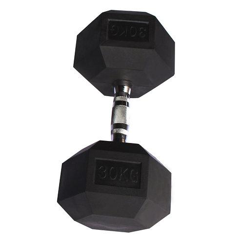 Hantel HEX 30 kg