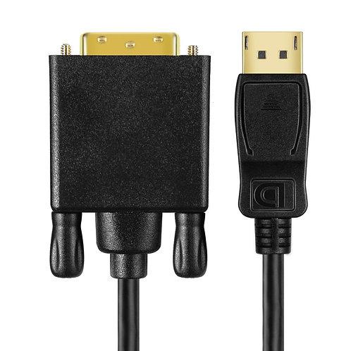 DisplayPort auf DVI Kabel 2 m