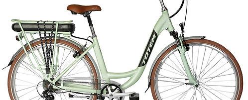 E-Bike City LINDSEY türkis