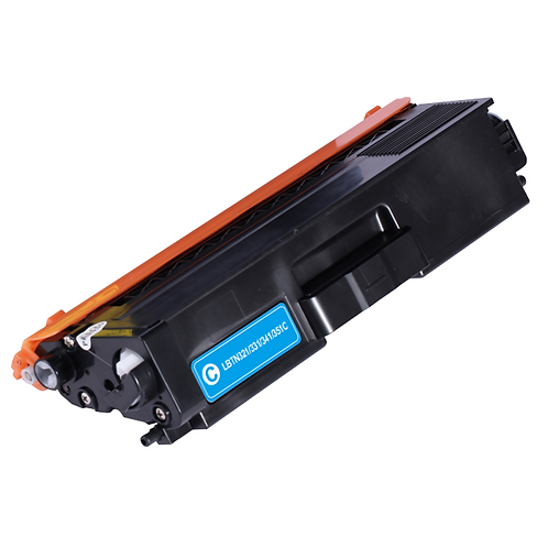 Toner cyan kompatibel mit Brother TN321C