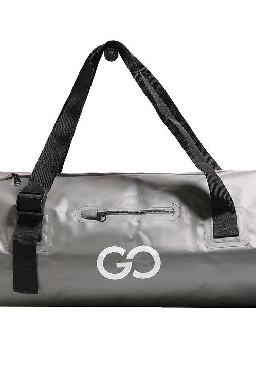 Duffle Bag Reisetasche 24L grau