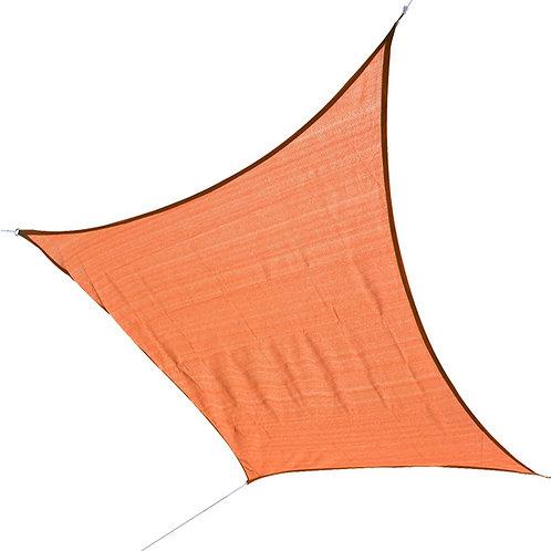 Sonnensegel 3x4 m orange
