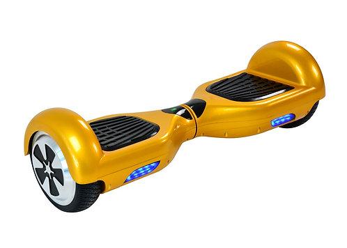Elektro Hoverboard gold