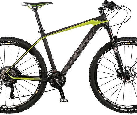 "CARBON Mountainbike Velo UPLAND BANNERPRO 27.5"""