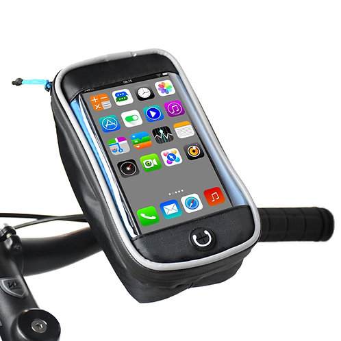 Fahrrad Lenkertasche Smartphone
