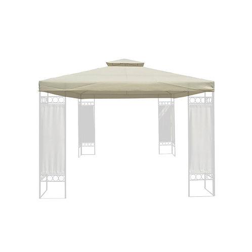Dach für Gazebo 3 x 4 m Art. 1438