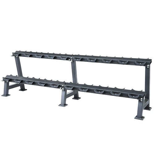 Hantelständer für Kurzhanteln TYSON 2-40 kg