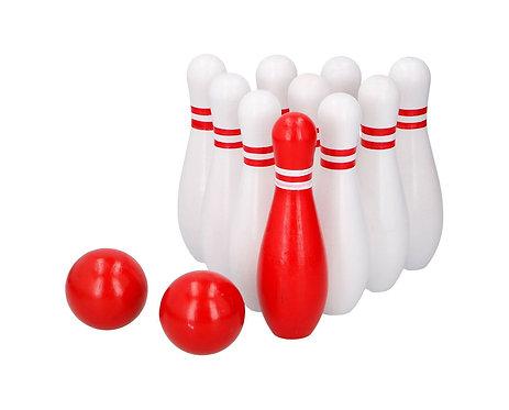 Bowling-Set 12-teilig