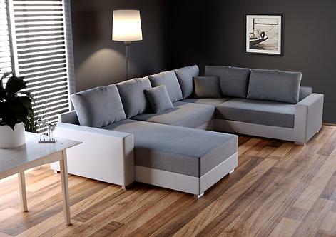 Sofa SIMON weiss