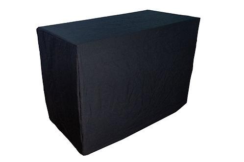 Abdeckplane für Rattan Kissenbox 190 x 90 x 85 cm