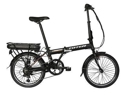 "E-Bike Klappvelo 20"" BADGER BLACK"