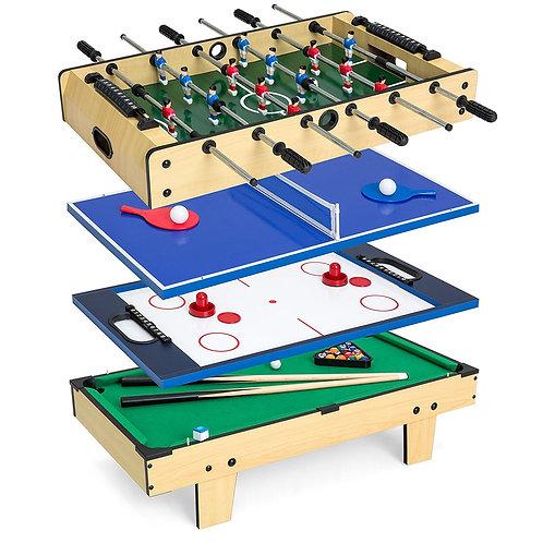 Spieltisch Multigame 4in1