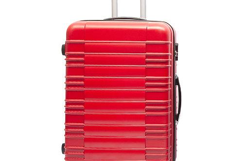 Reisekoffer Hartschalenkoffer Grösse XL rot
