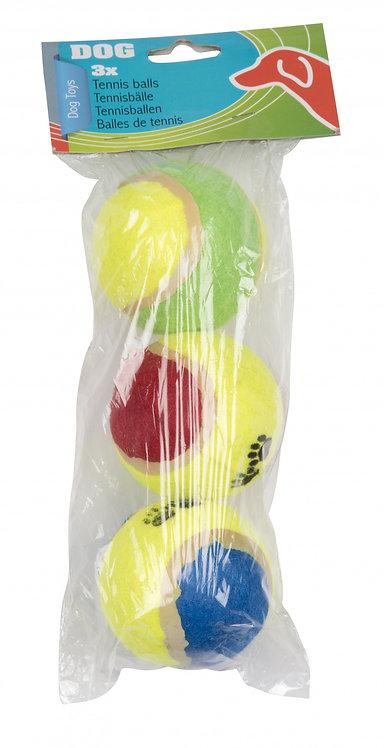 Hundespielzeug Tennisbälle