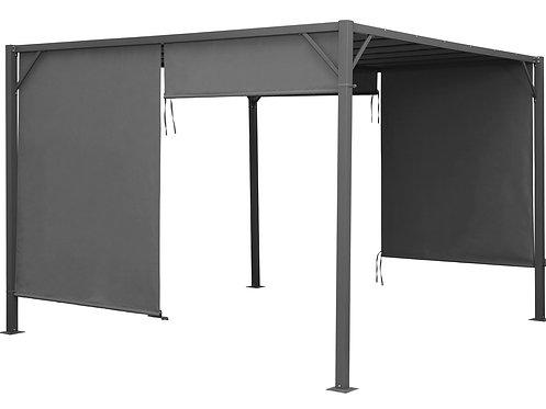 Dach für Pergola anthrazit Art. 12049