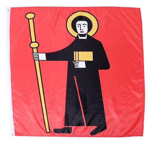 Kantonsflagge Glarus 120 cm x 120 cm