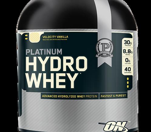 Optimum Nutrition HydroWhey Protein 1623 g Vanilla
