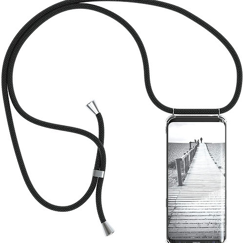 Handyhülle mit Band Samsung S8 transparent