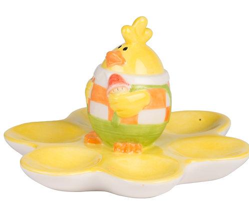 Eierbecher aus Keramik