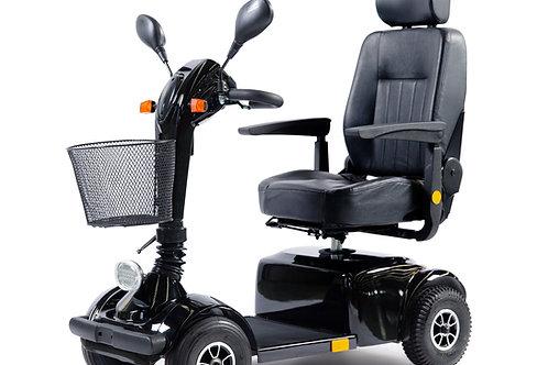 Elektromobil GO 10 km/h schwarz