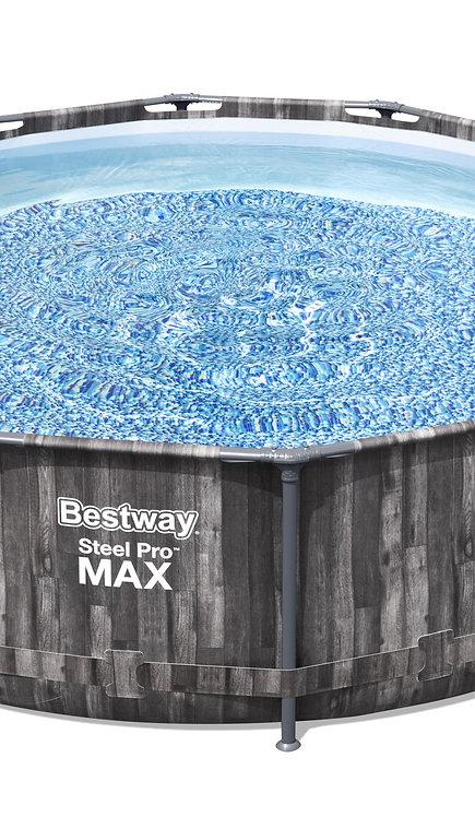 Bestway Pool mit Filterpumpe 366 x 100 cm