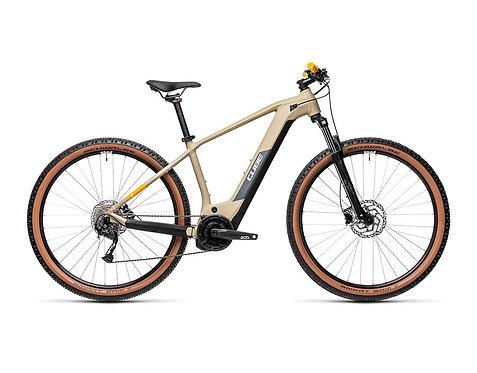 Cube Reaction Hybrid Performance 400 desert´n´orange  E-Bike Hardtail