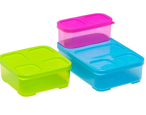 Frischhalteboxen 3-teilig