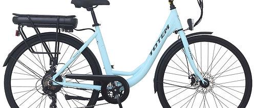 E-Bike City ROXY hellblau
