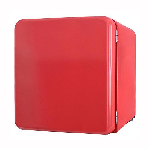 Kühlschrank mit Gefrierfach 46 L rot