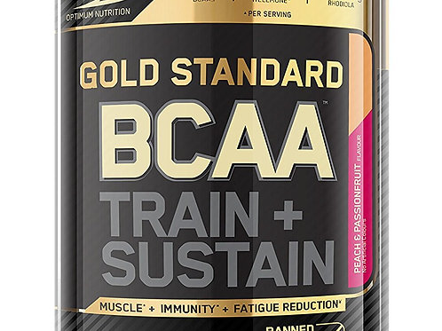Optimum Nutrition BCAA Pulver 266 g Peach & Passion fruit