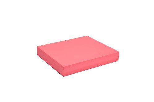 Balance Pad rot 39 x 33 cm