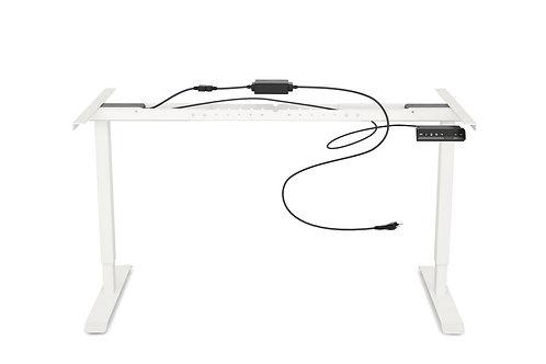 Tischgestell Stehpult weiss 160 cm