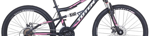 "Fully Mountainbike 26"" SHOCKGIRL"