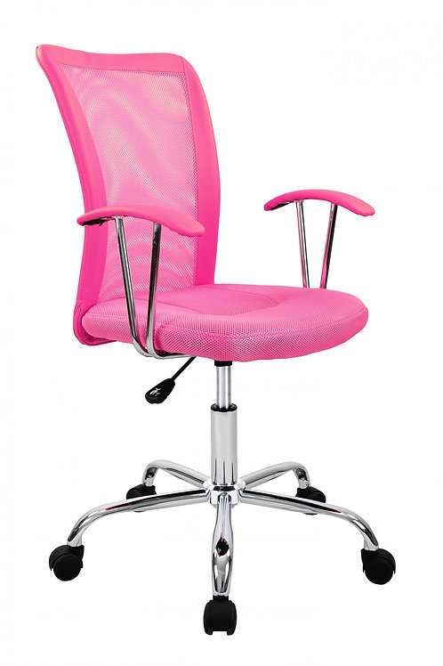 Bürostuhl DONNA pink